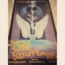 Bird With The Crystal Plumage Vhs