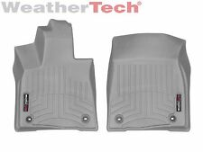 WeatherTech Floor Mat FloorLiner for Lexus RX - 2016-2017 - 1st Row - Grey