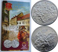 10 Euro 2011 - Österreich - Der Liebe Augustin