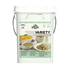 NEW Augason Farms Variety Food Storage Emergency Pail Outdoor Camping Survival