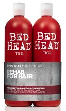 TIGI Bed Head Urban Antidotes Resurrection Shampoo & Conditioner 750ml Tween