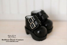 BHC Buckles Shoes for Kenner Blythe doll Licca / Azone / Pullip / DAL - FW096