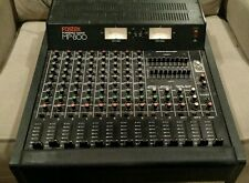 Fostex Powered Mixer MP-800 / 8-Channel