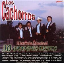 30 Grandes Exitos by Los Cachorros (CD, Jun-2003, Freddie Records)