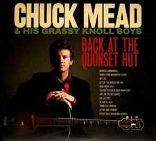 His Grassy Knoll Boys, Chuck Mea, Back at the Quonset Hut Audio CD