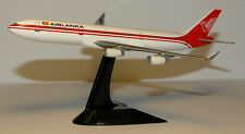 Herpa Wings 1:500 Air Lanka A340-300 with stand no gear prod id 504539 rlsd 1995