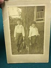ANTIQUE PHOTOGRAPH OF  FISHING  1800s-1900s Sporting tackle rods reels Bass