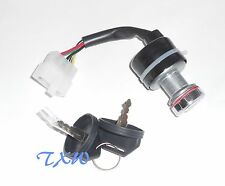 5 WIRE IGNITION SWITCH FOR GO KART UTV YERF DOG BMS COUGAR CYCLE ROKETA CAZADOR