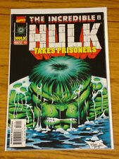 INCREDIBLE HULK #451 VOL1 MARVEL COMICS MARCH 1997