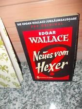 Neues vom Hexer, von Edgar Wallace, aus dem Goldmann Verlag.