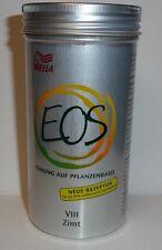 Wella EOS Pflanzentönung  VIII Zimt   120gr Dose