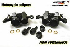Kawasaki ZR 750 Zephyr C1-C5 1991-1995 Tokico front brake calipers exchange