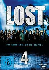 LOST, Staffel 4 (6 DVDs) NEU+OVP