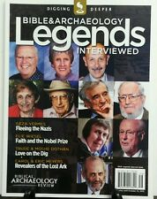 Digging Deeper Bible & Archaeology Legends Interviewed FREE SHIPPING sb