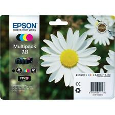 Genuine Epson 18 T1806 Multipack Ink for XP-302 XP-402 XP-215  XP-102 XP-30
