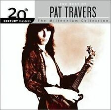 20th Century Masters - The Millennium Collection: The Best of Pat Travers New CD