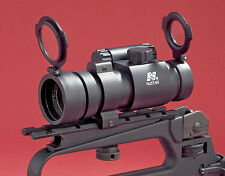 NCSTAR DP130 1X30MM RED DOT SIGHT TACTICAL REFLEX SCOPE AIRWEIGHT AIMPOINT CLONE