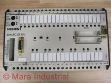 Siemens 6ES5 101-8UU13 Simatic S5 101U CPU Module - Used
