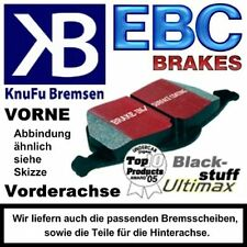 EBC Blackstuff Bremsklötze VA Nissan 100 NX 1.6