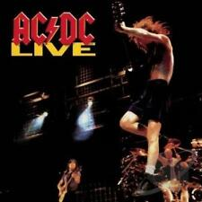 AC/DC..LIVE CD ALBUM. Thunderstruck, Who Made Who, TNT, The Jack, Back In Black