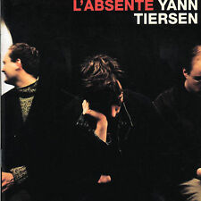 L'Absente by Yann Tiersen (CD, May-2001, Virgin)