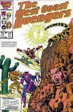 West Coast Avengers (1985-1994) #17