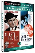 EAST OF THE RIVER + BETWEEN TWO WORLDS  **Dvd R2**  John Garfield