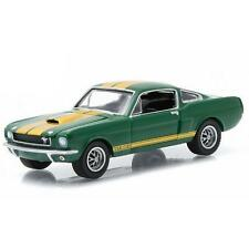 Shelby GT-350 H année 1966 vert / or 1:64 Greenlight