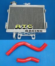 For Honda CR250 CR250R 1997 1998 1999 97 98 99 Aluminum Radiator and Hose