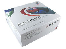 Sandio 3D Game O2 High Performance Laser Gaming Mouse Nib