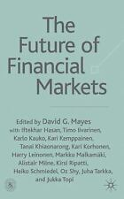 The Future of Financial Markets-ExLibrary