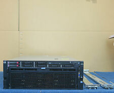 HP Proliant DL580 G7 4 x 8-Core E7-4830 1024GB(1TB) RAM 8 x 300Gb Rack Server