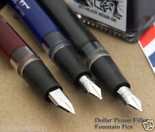 3pcs DOLLAR 717 CALLIGRAPHY QALAM ITALIC FOUNTAIN PEN  3 pcs lot Pakistan