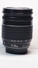 Obiettivo Canon EF 28-200mm per Canon 100d 1300d 750d 600d 650d 700d 1200d 6d 5d 1ds
