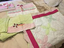 Huge Girls Next Bedroom Set Bedding Curtains Picture Throw Single Bed