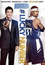 #Lucky Number (DVD, 2015) Method Man