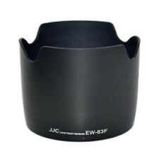 JJC LH-83F Lens Hood For Canon EF 24-70mm F 2.8 L USM Replaces EW-83F Shade 2470