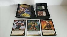 Lot de cartes World of Warcraft environs 100 + 3 jumbos + 1 boite
