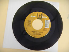 NATALIE COLE unforgettable / the very thought of you ELEKTRA SPUN GOLD NEW 45