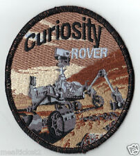 "MARS CURIOSITY ROVER - 4"" ORIGINAL AB EMBLEM - SPACE PATCH"