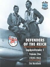 Defenders of the Reich Series: Volume One, 1939-1942, Mombeek, Eric, New Book