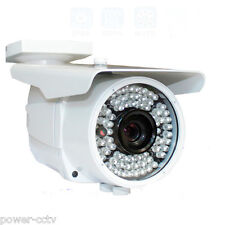 1300TVL 72IR IR CUT Waterproof Security  198Feet Outdoot CCTV Bullet Camera