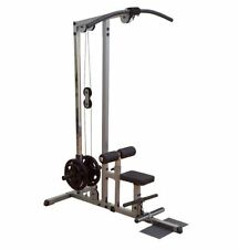 Body-Solid GLM83 Plate Loaded Lat Machine