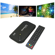 HD Digital TV Receiver Tuner Android 4.4 + DVB-T2 1G/8G Streaming Media Player f