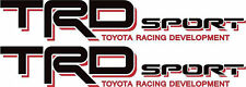 Toyota TRD Sport Replacement Off Road 4x4 Tundra/Tacoma Truck Decal/truck