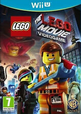 The LEGO Movie Videogame - Wii U Nintendo WiiU Game