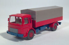 Wiking 1:87 MAN M-A-N Diesel Cabover Covered Box Straight Delivery Truck