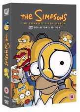The Simpsons: Complete Season 6 (4 Discs) - DVD