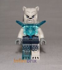 Lego Icepaw from set 70223 Claw Driller Legends of Chima Ice Bear NEW loc137