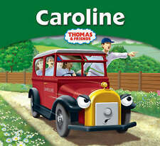 NEW - THOMAS and FRIENDS ( 42 )  CAROLINE (Train Stops Play) STORY LIBRARY